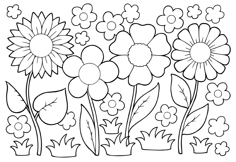 Colouring Plant Stock Illustrations – 2,829 Colouring Plant Stock  Illustrations, Vectors & Clipart - Dreamstime