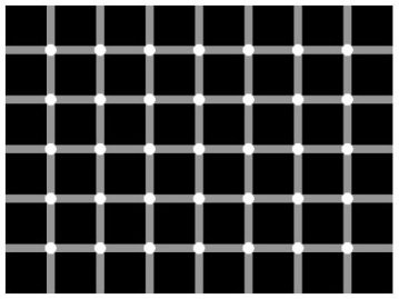 try to count the black dots
