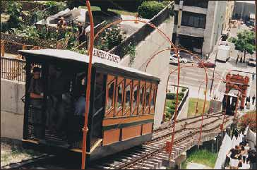 Angel's Flight Funicular Railway, Los Angeles